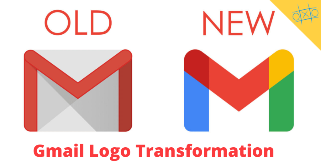 gmail logo transformation-Google Changed Gmail Logo Here's What Changed Made So Far