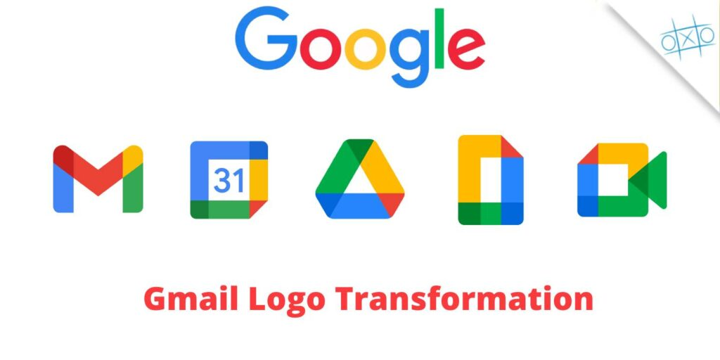 gmail products new logo-Google Changed Gmail Logo Here's What Changed Made So Far